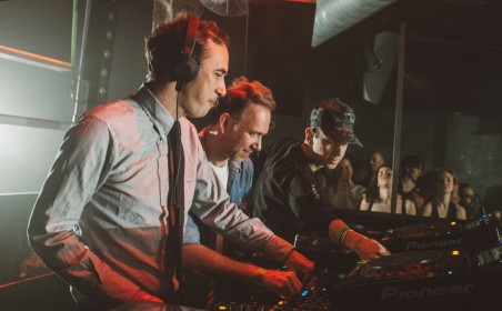 When friends collide - Tiga meets Soulwax at ADE