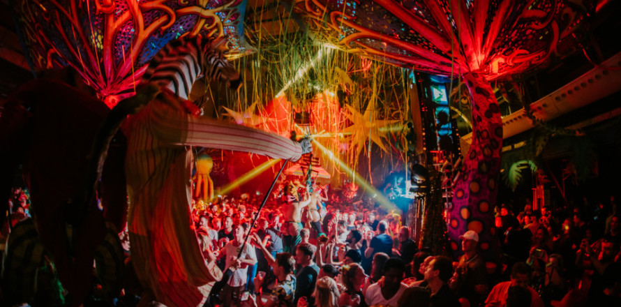 Elrow ADE - Sambodromo do Brasil