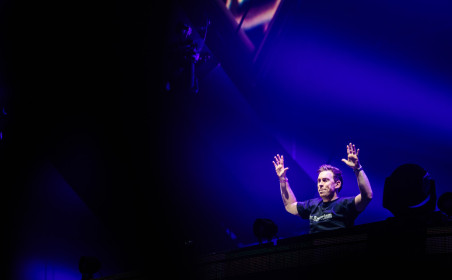 Hardwell brings an orchestral journey through dance music to Ziggo Dome