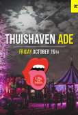 Thuishaven ADE Friday w/ Life and Death