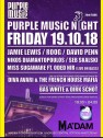 Purple Music Night