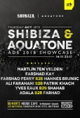 Shibiza Recordings & Aquatone Showcase