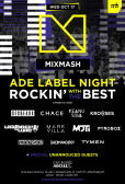 Mixmash Label Night | Rockin' With The Best!