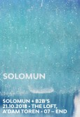 Audio Obscura x Solomun at The Loft