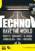 TechnoV Rave The World