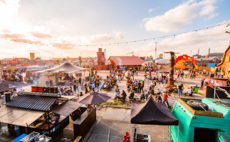 Get out of bed and visit these ten ADE by Day events