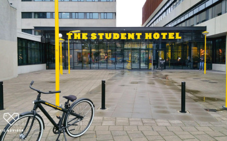 The diverse program of The Student Hotel