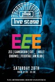 E \ E | E and Pllek Live Stage