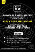 Black Gold Amsterdam x Exit 32 Recordings