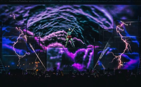 A closer look at new technologies in stage and experience design